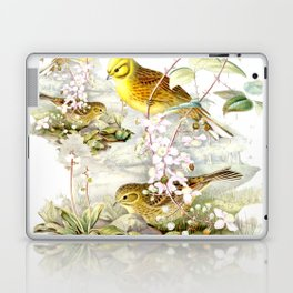 Yellowhammer Laptop & iPad Skin