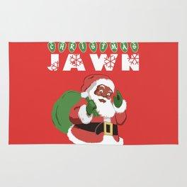 Christmas Jawn Rug