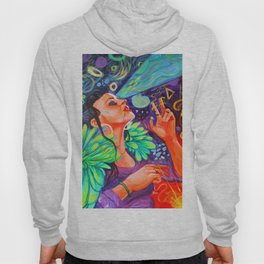 Nai Palm from Hiatus Kaiyote Hoody