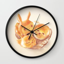 The Soul of the Bread Wall Clock