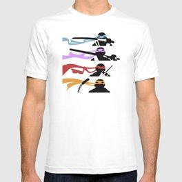 TMNT - Cutout T-shirt