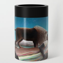 Henri Rousseau The Sleeping Gypsy Can Cooler
