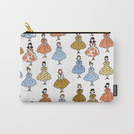 50s fashion! Carry-All Pouch