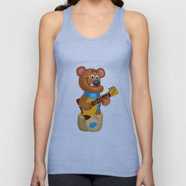 from Siberia with love Unisex Tank Top