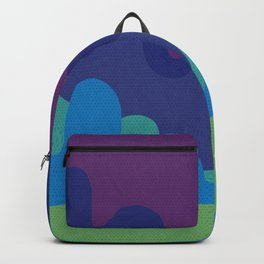 Six Shades of Desert Sunset Backpack