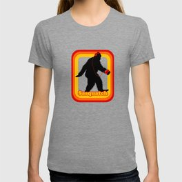 Retro Sasquatch T-shirt