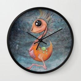 Doot Doot Wall Clock