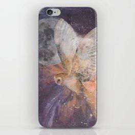 Divine Owl iPhone Skin