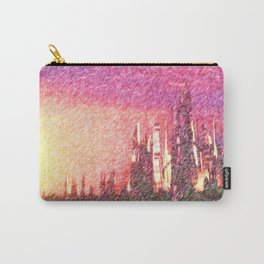 Alteran sunset Carry-All Pouch