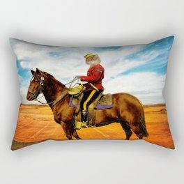 Sergeant Major Bannock Rectangular Pillow