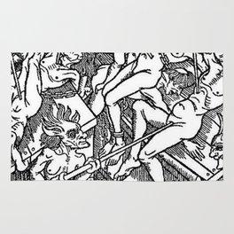 Demons Rug