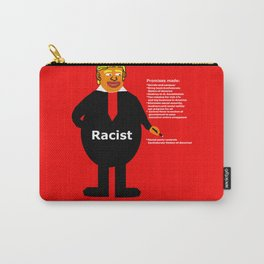 Promises Made. Promises Kept. Carry-All Pouch