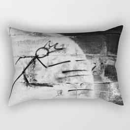 Scaping prince Rectangular Pillow