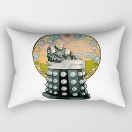 Stephen Hawking Dalek Rectangular Pillow