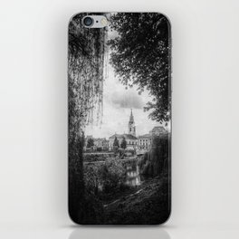 | journey in space-time - a sanctuary for the spirit, chapter I | iPhone Skin