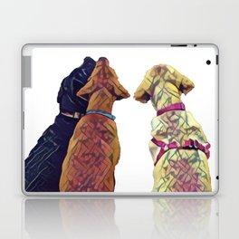 Three Amigos I Laptop & iPad Skin