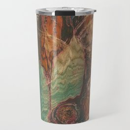 Ecstatic Pelvis (Meat Flame) Travel Mug
