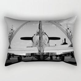 Warbird #2 Rectangular Pillow