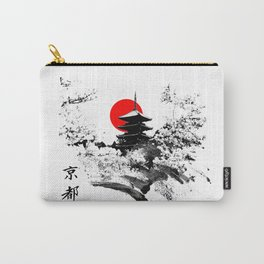 Kyoto - Japan Carry-All Pouch