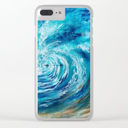 Momentum Clear iPhone Case