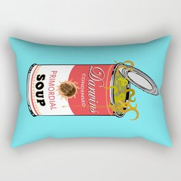 Primordial Soup Rectangular Pillow