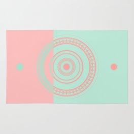 Circles #3 Rug