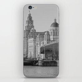 Three Graces Liverpool iPhone Skin