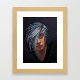 Zexion Framed Art Print