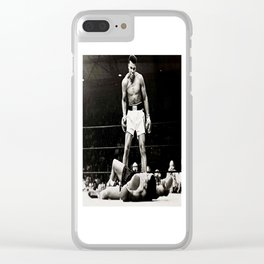 The Great Boxer Clear iPhone Case