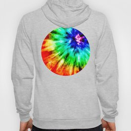 Tie Dye Meets Watercolor Hoody