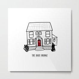 DO House Metal Print