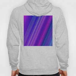 Abstract Blue Night Colors Hoody