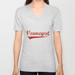 Team Vonnegut Unisex V-Neck