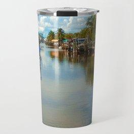 Peaceful Relection Travel Mug