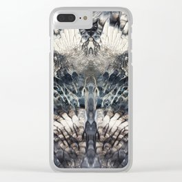 Golden Luminance Clear iPhone Case
