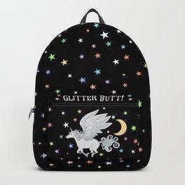 Glitter Butt! Backpack