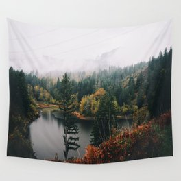 Gillette Lake Wall Tapestry
