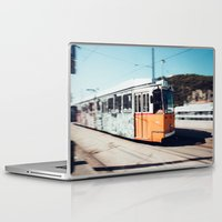 budapest Laptop & iPad Skins featuring Budapest by Johnny Frazer