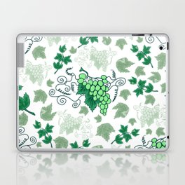 Bunches of grapes Laptop & iPad Skin