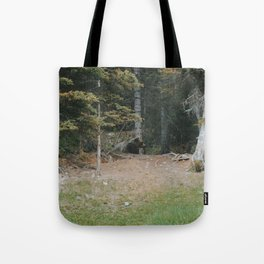 Mother Grizzly Watch Tote Bag