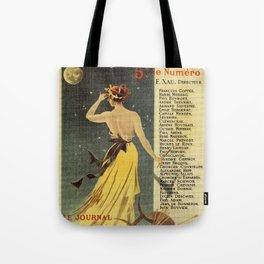 Rome by Emile Zola Tote Bag