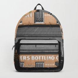 Vintage Orange Crush Backpack