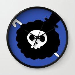 One Piece Brook yohohoho Wall Clock