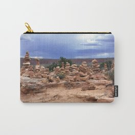 Rock Stacking Carry-All Pouch