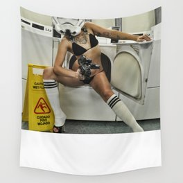 Coco Trooper Wall Tapestry