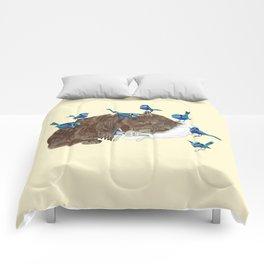Wrens Wombat sleep Comforters