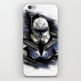 Captain REX iPhone Skin