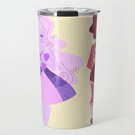 Iris and Rowena Travel Mug