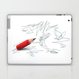 writingfighting Laptop & iPad Skin