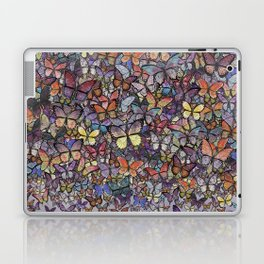 butterfly cascade Laptop & iPad Skin